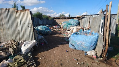A new study shows that Kenya recycles 38,000 tonnes of plastic packaging per year